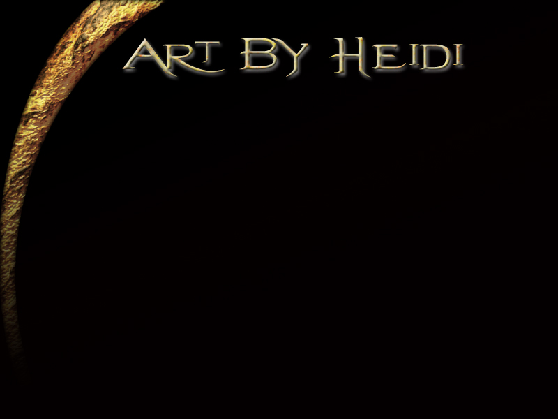 Art by Heidi - Welcome to ArtbyHeidi.com><table><tr height=